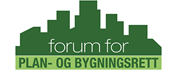 Forum for plan- og bygningsrett